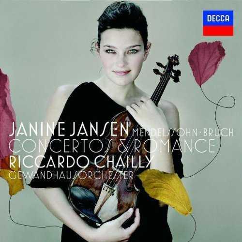 Chailly: Janine Jansen - Concertos & Romance (APE)