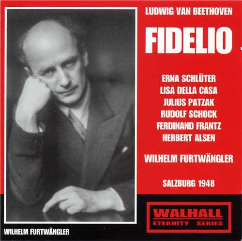 Furtwangler: Beethoven - Fidelio, Salzburg 1948 (2 CD, APE)