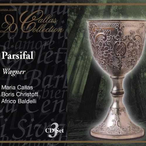 Gui: Wagner - Parsifal (3 CD box set, FLAC)
