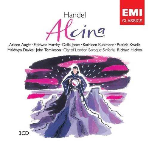 Hickox: Handel - Alcina (3 CD, APE)