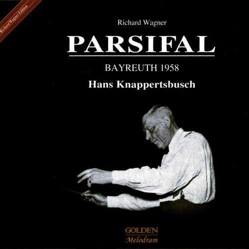 Knappertsbusch: Wagner – Parsifal, Bayreuth 1958 (4 CD, FLAC)
