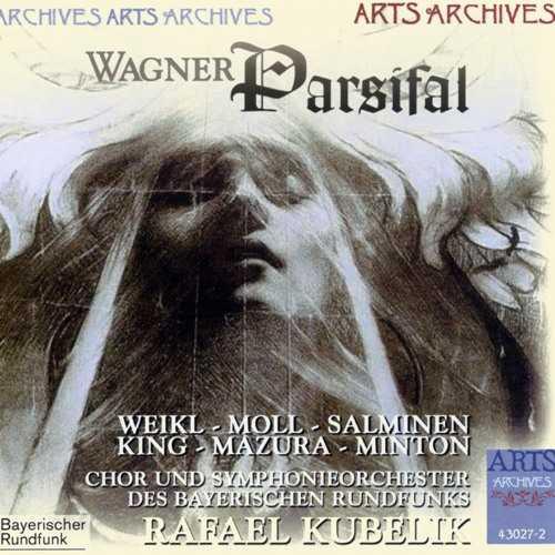 Kubelik: Wagner - Parsifal (4 CD, FLAC)