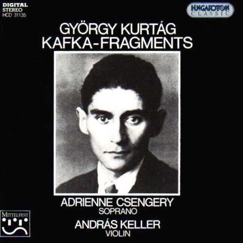 Kurtag - Kafka Fragments (FLAC)