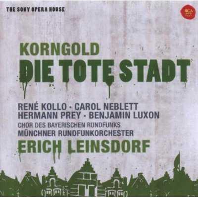 Leinsdorf: Korngold - Die Tote Stadt (2 CD, APE)