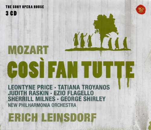 Leinsdorf: Mozart - Cosi Fan Tutte (3 CD, FLAC)