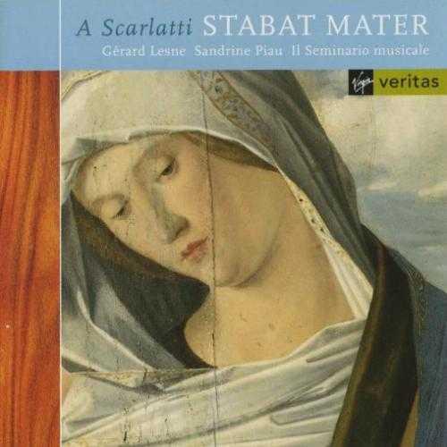 Scarlatti - Stabat Mater, Salve Regina, Quae est ista (FLAC)