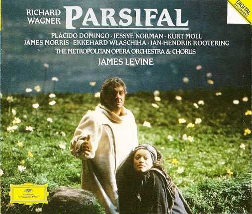 Levine: Wagner - Parsifal (4 CD, FLAC)