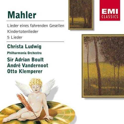 Mahler: Lieder eines fahrenden Gesellen, Kindertotenlieder, 5 Lieder (FLAC)