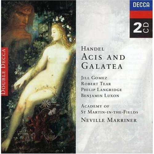 Marriner: Handel - Acis and Galatea (2 CD, FLAC)