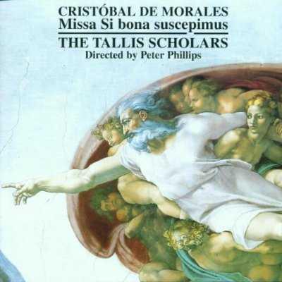 Cristobal de Morales - Missa Si bona suscepimus (FLAC)