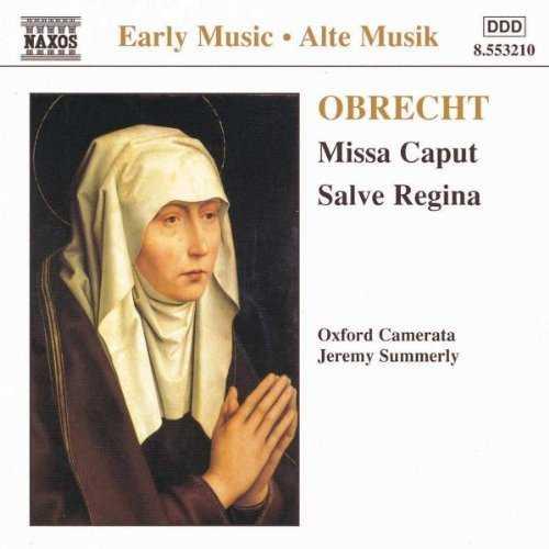 Obrecht - Missa Caput, Salve Regina (FLAC)
