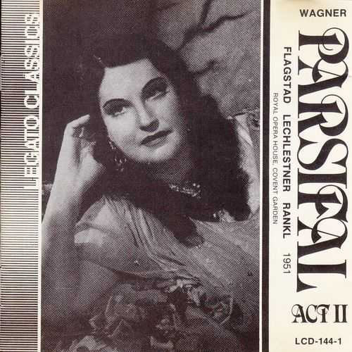 Rankl: Wagner - Parsifal, Act 2 (APE)
