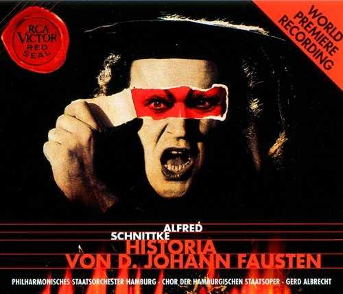 Schnittke: Historia Von D. Johann Fausten (2 CD, APE)