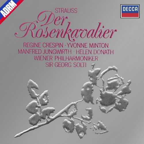 Solti: Strauss - Der Rosenkavalier (3 CD, FLAC)