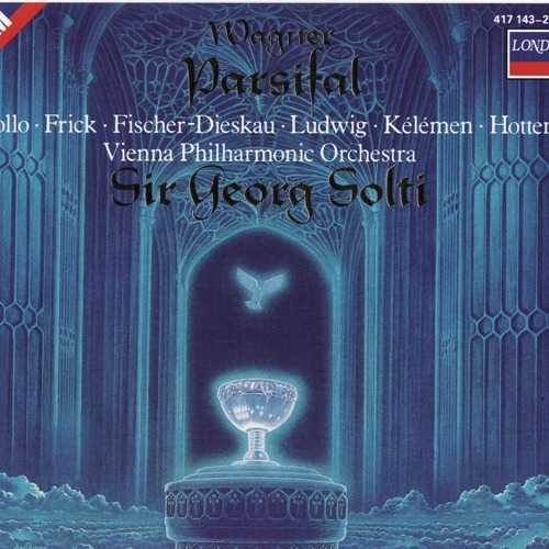 Solti: Wagner - Parsifal (4 CD, FLAC)