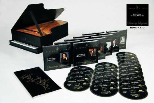 Steinway Legends (21 CD box set, APE)