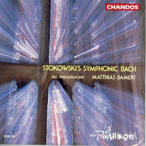 Stokowski's Symphonic Bach (2 CD, FLAC)