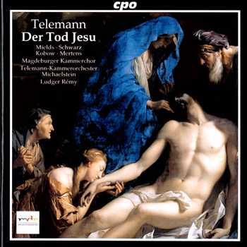 Telemann - Der Tod Jesu (APE)
