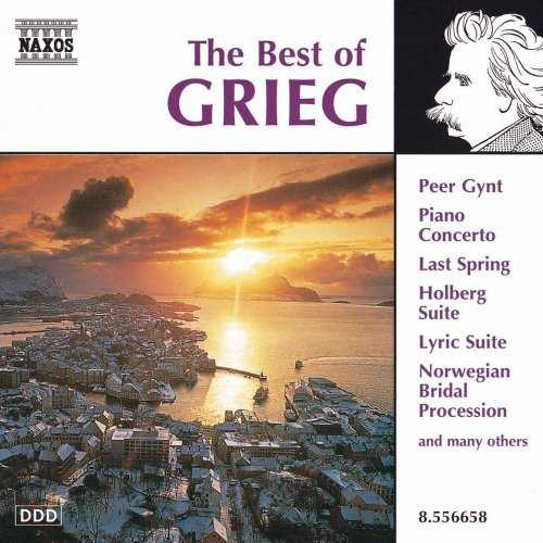 The Best of Grieg (FLAC)