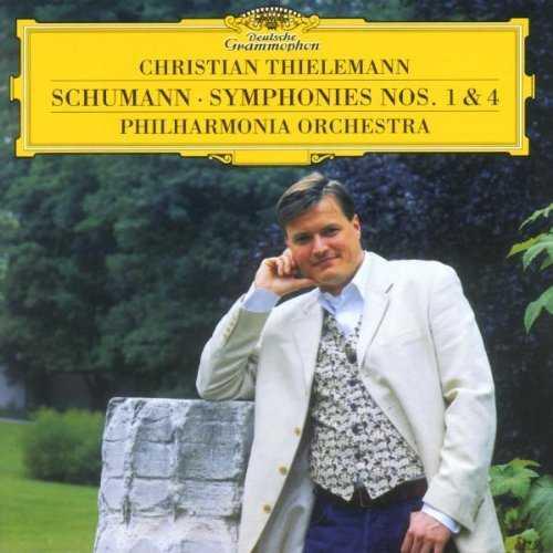 Thielemann: Schumann - Symphonies Nos. 1 & 4 (FLAC)