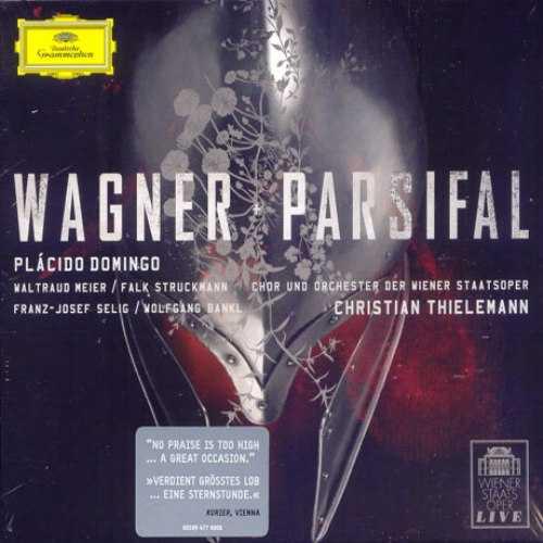 Thielemann: Wagner - Parsifal (4 CD, APE)