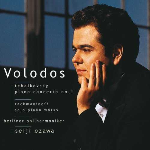 Volodos, Ozawa: Tchaikovsky - Piano Concerto no.1, Rachmaninov - Solo Piano Works (APE)