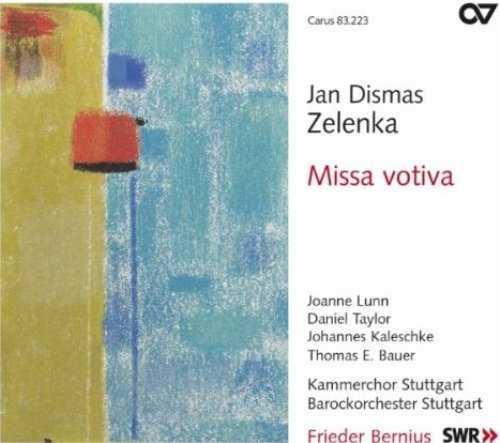 Zelenka - Missa votiva (FLAC)