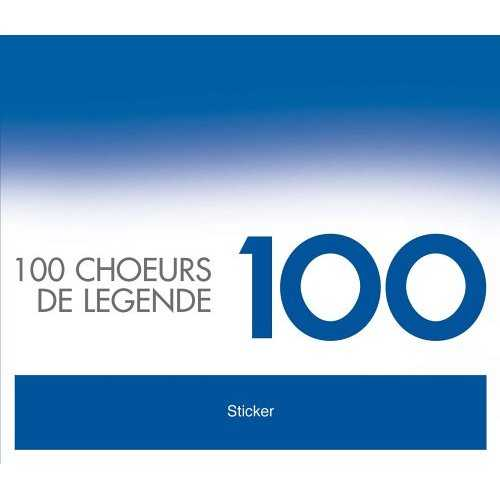 100 Choeurs de Legende (5 CD, FLAC)