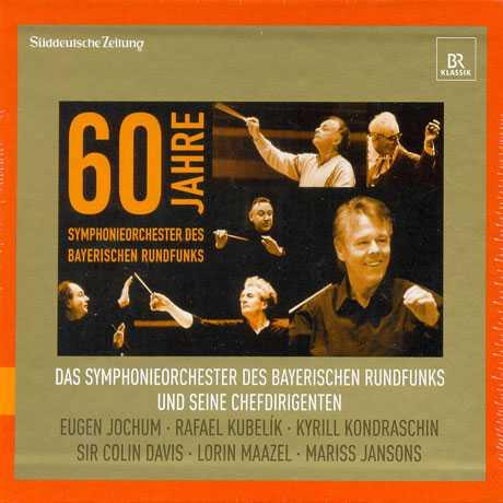60 Jahre Symphonieorchester des Bayerischen Rundfunks (7 CD box set, APE)