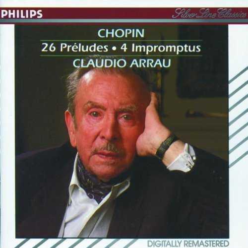 Arrau: Chopin - 26 Preludes, 4 Impromptus (APE)