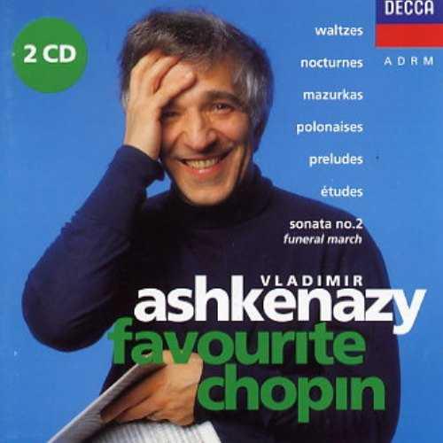 Ashkenazy: Favourite Chopin (2 CD, FLAC)