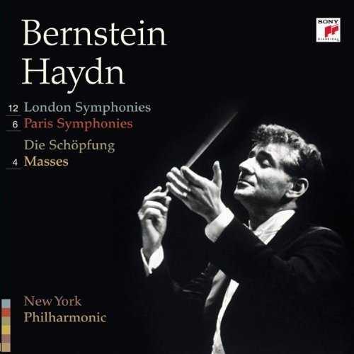 Leonard Bernstein Conducts Haydn (12 CD box set, FLAC)