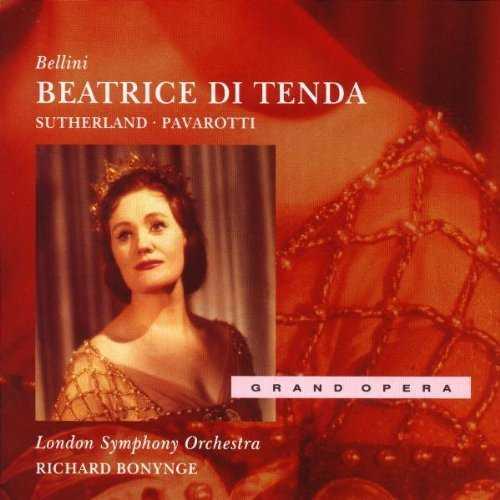 Bonynge: Bellini - Beatrice Di Tenda (3 CD, APE)