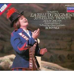 Bonynge: Donizetti - La Fille du Régiment (2 CD, FLAC)