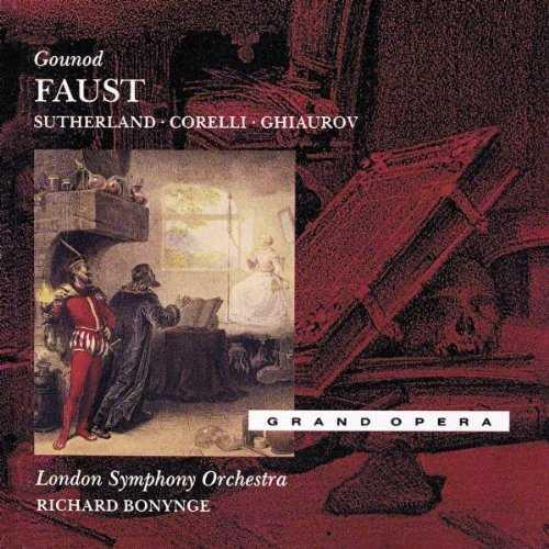 Bonynge: Gounod - Faust (3 CD, FLAC)