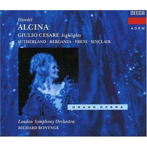 Bonynge: Handel - Alcina (3 CD, APE)