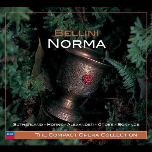 Bonynge: Bellini - Norma (3 CD, FLAC)