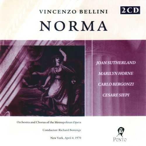 Bonynge: Bellini - Norma (2 CD, APE)