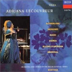Bonynge: Cilea - Adriana Lecouvreur (2 CD, FLAC)