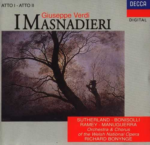 Bonynge: Verdi - I Masnadieri (2 CD, FLAC)