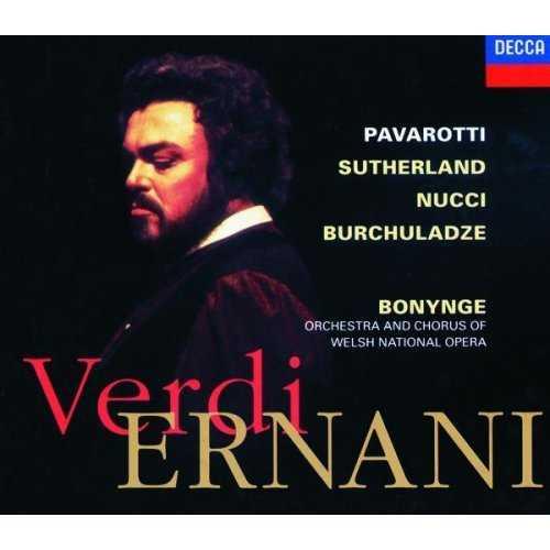 Bonynge: Verdi - Ernani (2 CD, APE)