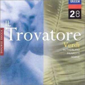 Bonynge: Verdi - Il Trovatore (2 CD, APE)