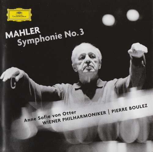 Boulez: Mahler - Symphonie no.3 (APE)
