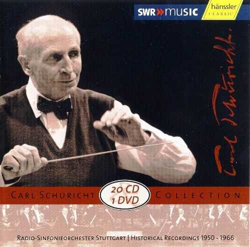 Carl Schuricht Collection (20 CD box set, FLAC)