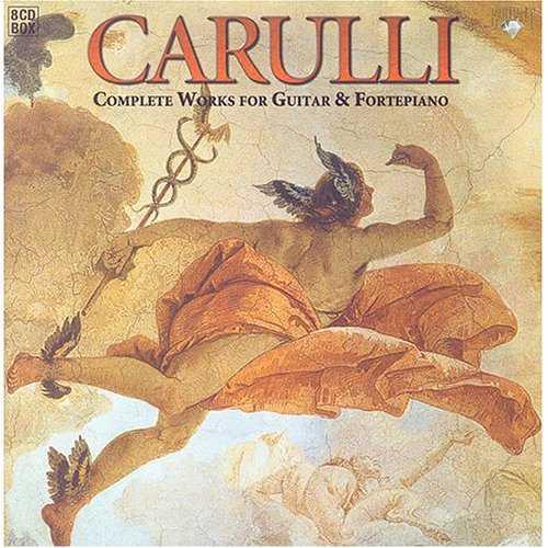 Ferdinando Carulli - Complete Works for Guitar & Fortepiano (8 CD box set)