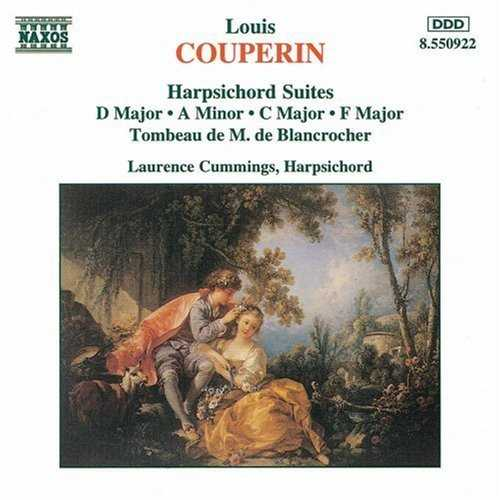 Cummings: Couperin - Harpsichord Suites (APE)