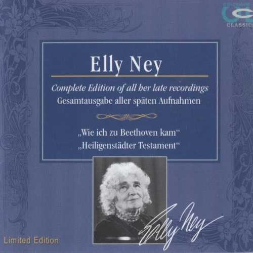 Elly Ney - Complete Edition of All Her Late Recordings (12 CD, APE)