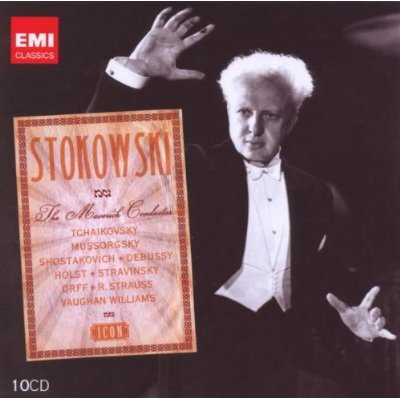 EMI Icon: Stokowski - The Maverick Conductor (10 CD box set, FLAC)