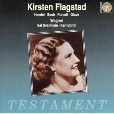 Flagstad, Bohm: Handel, Bach, Purcell ,Gluck, Wagner (APE)