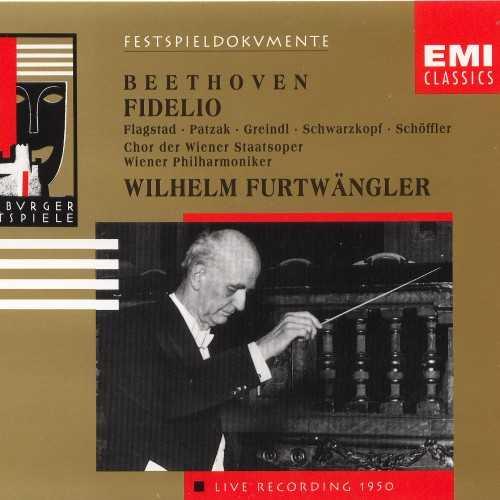 Furtwängler: Beethoven - Fidelio, Salzburger Festspiele 1950 (2 CD, APE)